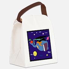 00141_Graduation.gif Canvas Lunch Bag
