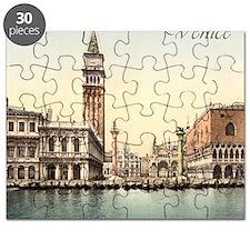 Vintage Venice Puzzle