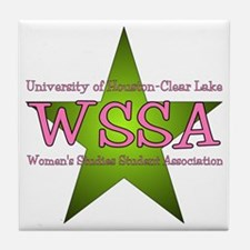 WSSA Tile Coaster