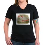 My Life Is In Ruins - Chaco Canyon Women's V-Neck