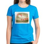 My Life Is In Ruins - Chaco Canyon Women's Dark T-