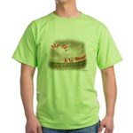 My Life Is In Ruins - Chaco Canyon Green T-Shirt