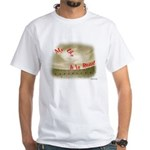 My Life Is In Ruins - Chaco Canyon White T-Shirt