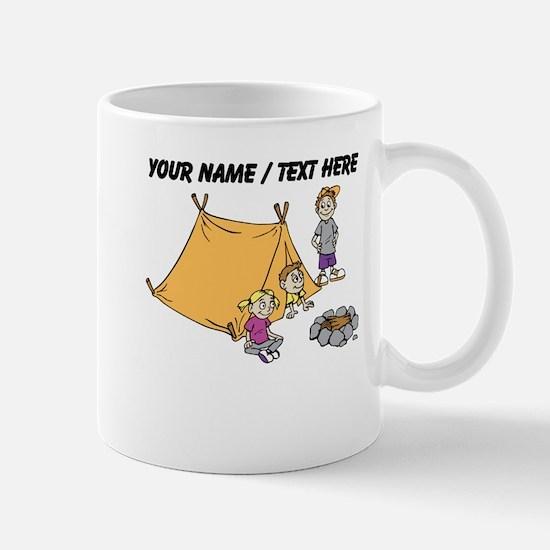 Custom Kids Camping Mugs