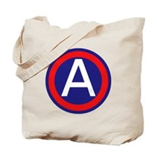 Third United States Army Tote Bag