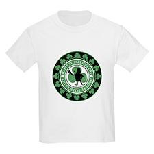 Leprechaun - St. Partrick's D Kids T-Shirt