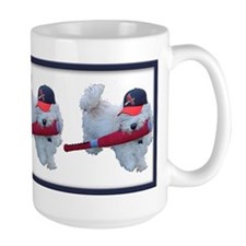 """Saint Louis Cardinal fan"" Mug"
