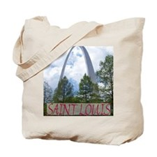 Saint Louis Arch Tote Bag