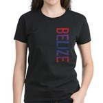 Belize Women's Dark T-Shirt
