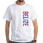 Belize White T-Shirt