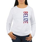 Belize Women's Long Sleeve T-Shirt