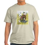 Assorted Poultry #3 Light T-Shirt