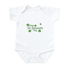 Happy St. Patrick's Day - Sha Infant Bodysuit