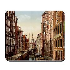 Vintage Amsterdam Mousepad