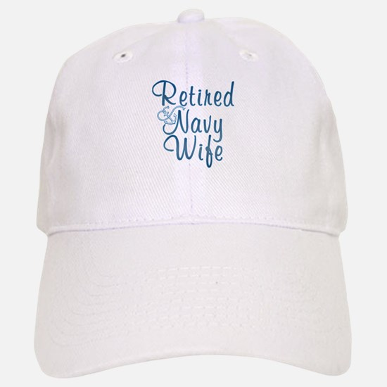 Cute Retired navy wife Hat