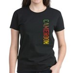 Cameroon Women's Dark T-Shirt