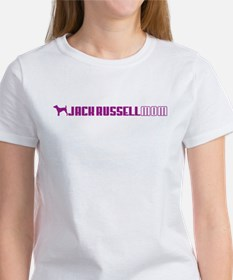 Jack Russell Mom 2 Women's T-Shirt