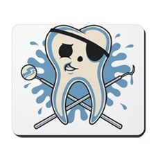 dentist-pirate-T Mousepad