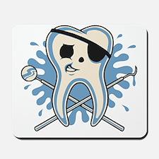 dentist-pirate-T Mousepad