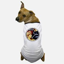 Apollo 17 Mission Patch Dog T-Shirt