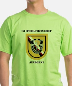 DUI - 1st Special Forces Group (Airb T-Shirt