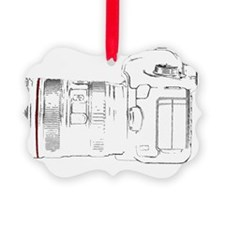 Camera Out! Ornament