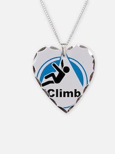 Rock Climber Necklace