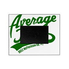 AJs Green Picture Frame