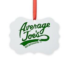 AJs Green Ornament