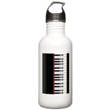 Piano Keyboard Twin Du Water Bottle