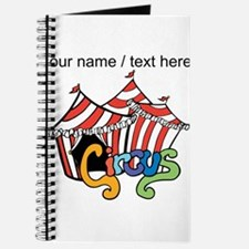 Custom Circus Journal