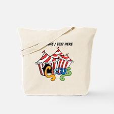 Custom Circus Tote Bag
