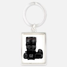 Camera Up! Portrait Keychain