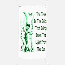 Tree Bridge Banner