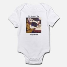 My Mommy Is A Bellydancer! Infant Bodysuit