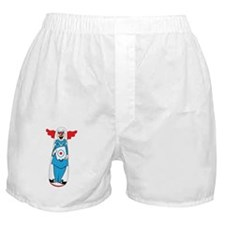 Id Hit That Bobo Doll (Dark) Boxer Shorts