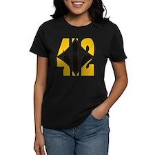 412 Gold/Black-W Tee