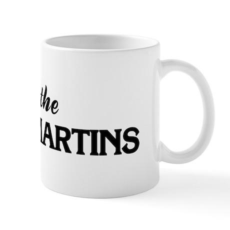 Save the PURPLE MARTINS Mug