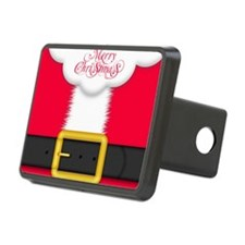 Merry Christmas King Duvet Hitch Cover