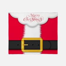 Merry Christmas King Duvet Throw Blanket