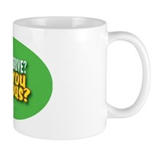 Anti-texting  driving sticker Mug