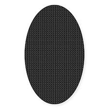 Black Dots Decal
