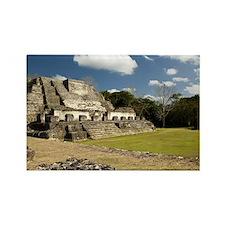 Altun Ha Ruins, Belize Rectangle Magnet