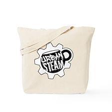 Urban Steam Gear Logo Tote Bag