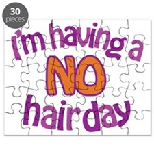 Im Having a No Hair Day Puzzle