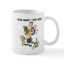 Custom Stay At Home Dad Mugs