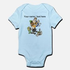 Custom Stay At Home Dad Body Suit