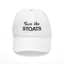 Save the STOATS Baseball Cap