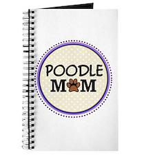 Poodle Dog Mom Journal