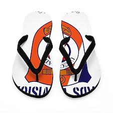 USCG DADS DIVISION Flip Flops
